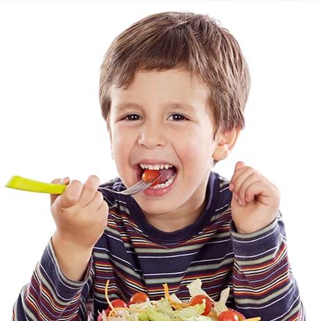 Alimentação no tratamento de doenças