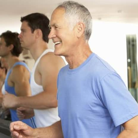 Em busca do envelhecimento saudável