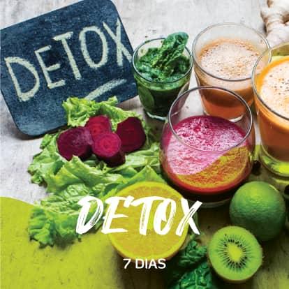 Programa Detox 7 dias