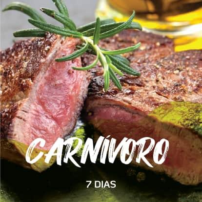 Carnívoro | 7 dias (Almoço)
