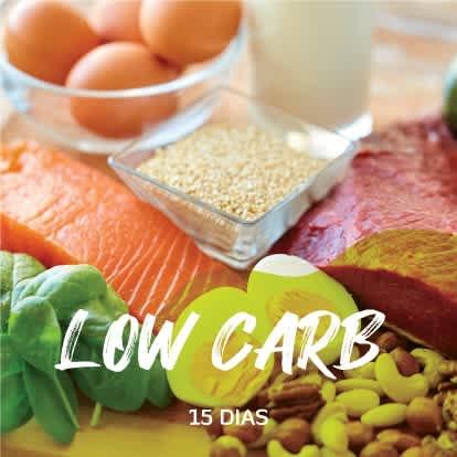 Low Carb | 15 Dias (Almoço)