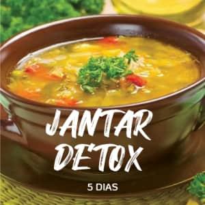 Jantar Detox 5 dias
