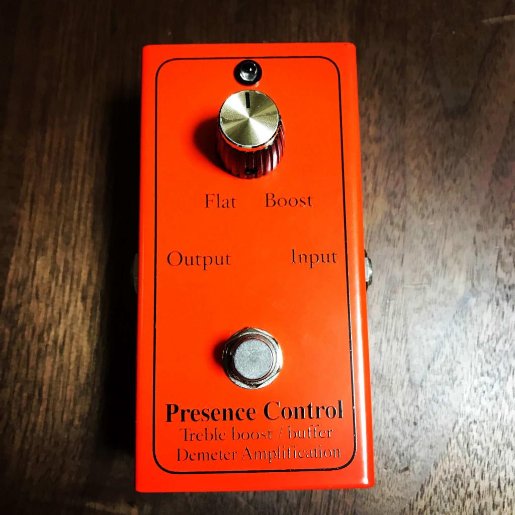 Demeter Presence Control