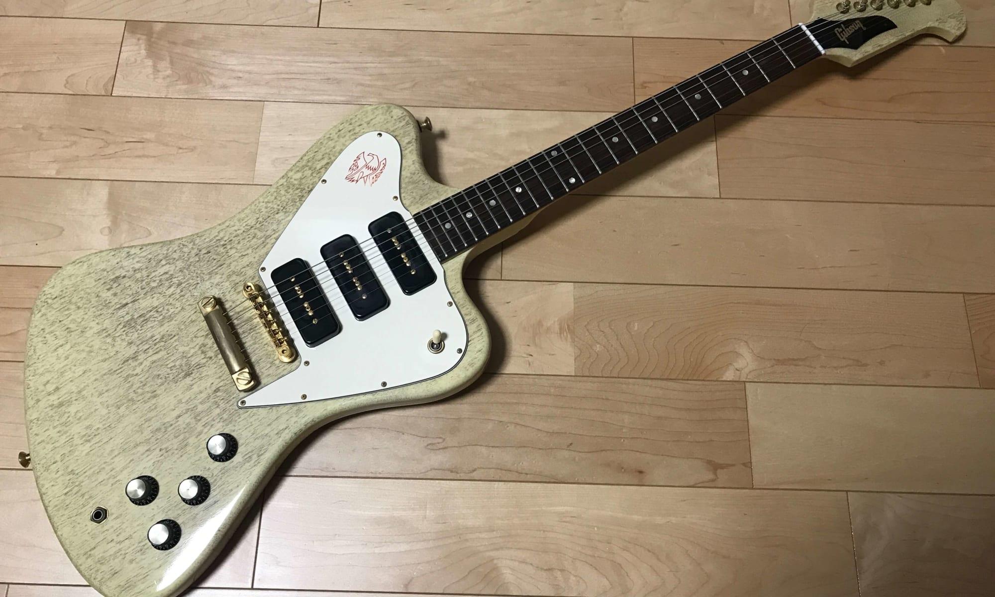 Gibson Custom Shop Non-Reverse Firebird with 3 P-90's