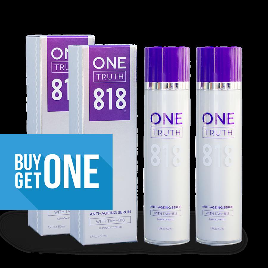 One Truth 818 Anti-aging Serum