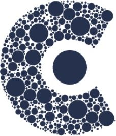 Cellcore Logo with Just C