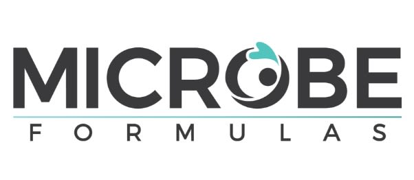 Microbe Formulas Logo With Text