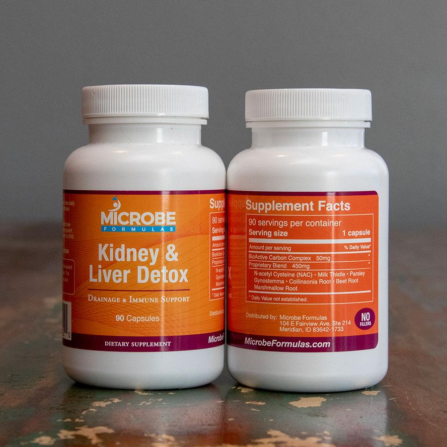Kidney & Liver Detox
