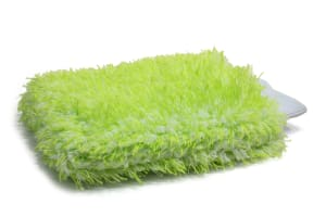 Green Monster Car Wash Mitt (7 in. x 9 in.)