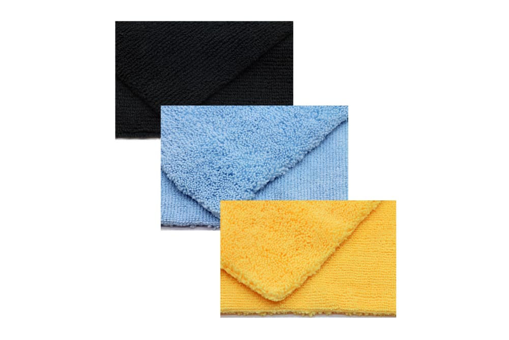 Plush Terry Microfiber Fabric  (by the meter) 360 GSM