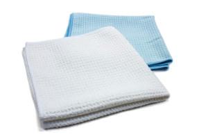Waffle-Weave Towels 16''x16''