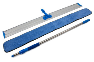 48'' Commercial Mop Kit - Choose Your Pads