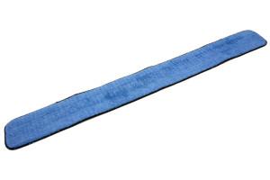 50'' x 5.5'' Microfiber Twist Wet Mop Pad