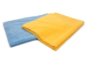 Edgeless Microfiber Car Drying Towel (25 in. x 36 in.)