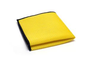 Micro Mesh Microfiber Scrubbing Towel (300 gsm, 12 in. x 12 in.)