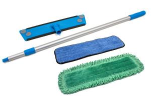 Household Microfiber Mop Kit (16 in.)
