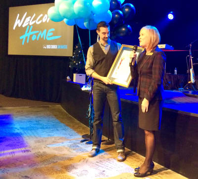 Marie-Joyce,-Representative-of-Assemblywoman-Marie-Joyce-Presents-a-Proclamation-to-Pastor-Jason-Mayer,-Rock-Church-North-County-San-Marcos-IMG_2015.jpg