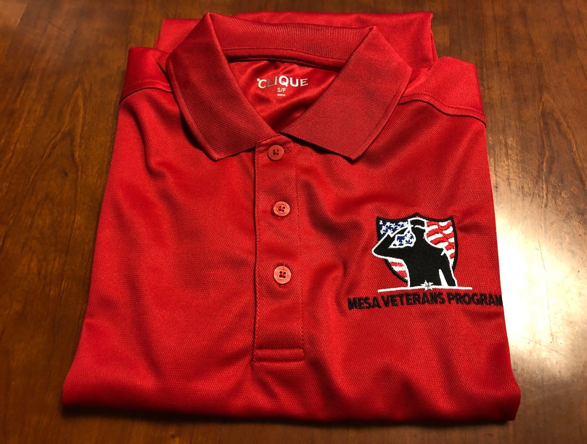 Red Mesa Veterand Program Polo