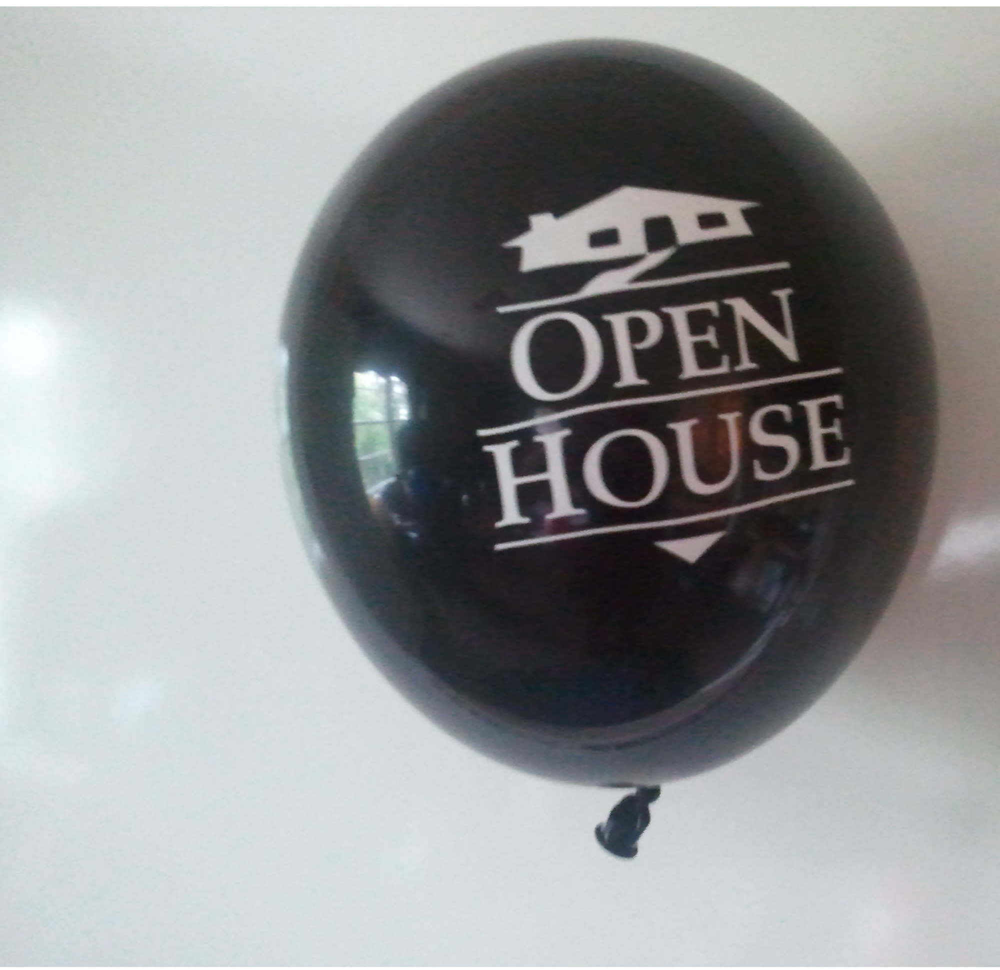 Open House Balloon
