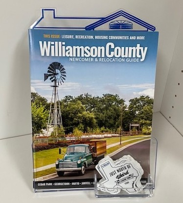 Flyer Stand provided by Williamson County Association of Realtors®