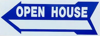 Open House Sign provided by Williamson County Association of Realtors®