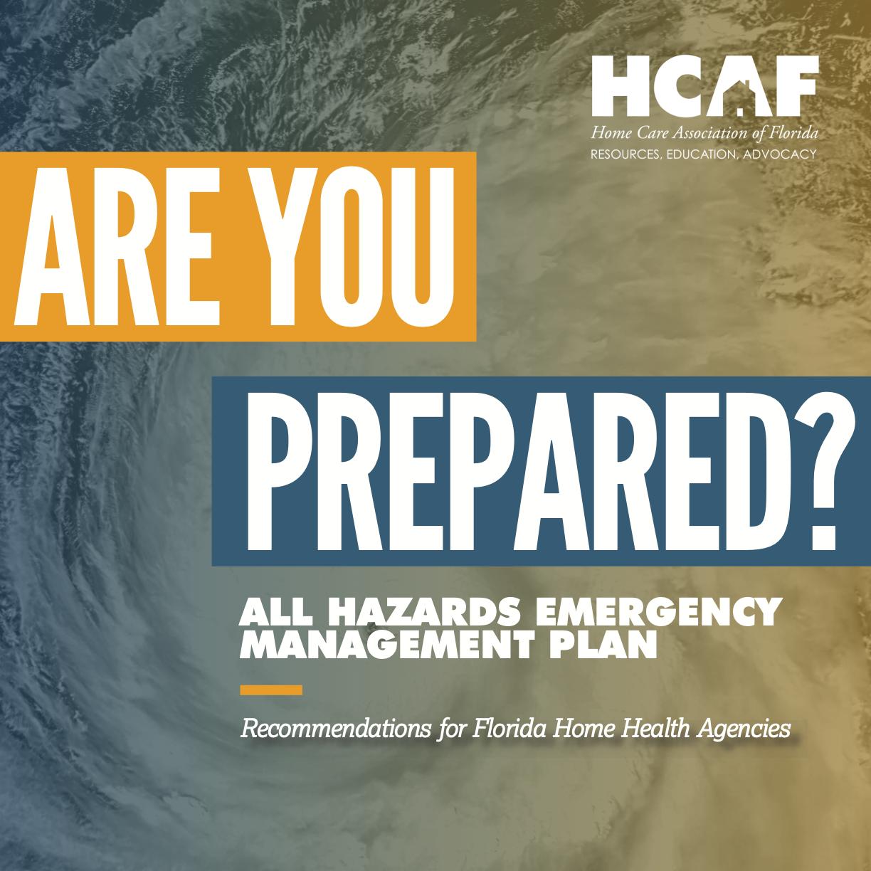 All Hazards Emergency Management Plan (AHEMP)