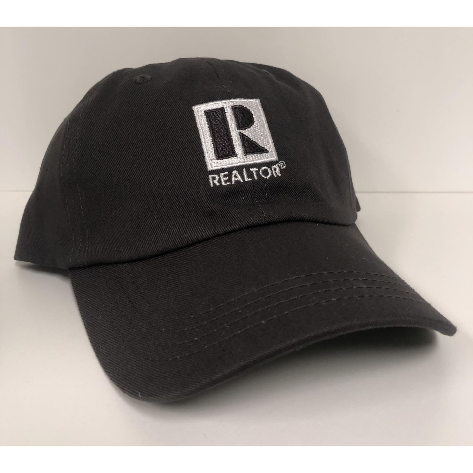 REALTOR® Hat BLACK provided by WCREALTORS