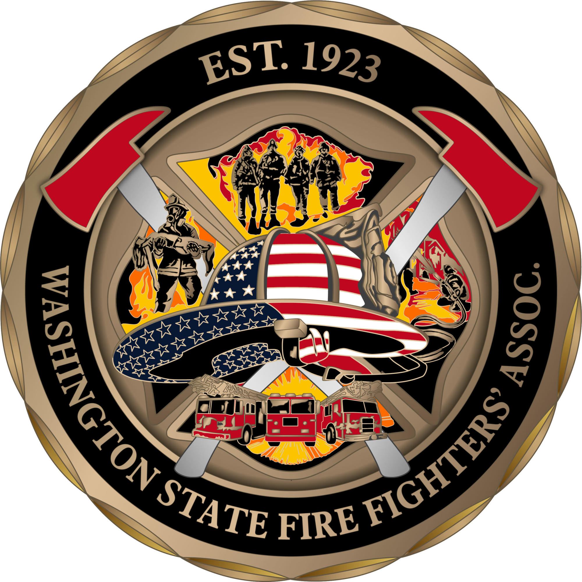 Challenge Coin 2021
