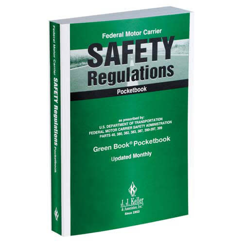 Federal Motor Carrier Safety Regulations - POCKET EDITION