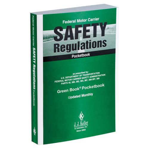 Federal Motor Carrier Safety Regulations - POCKET EDITION