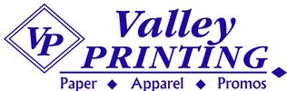 valley printing logo