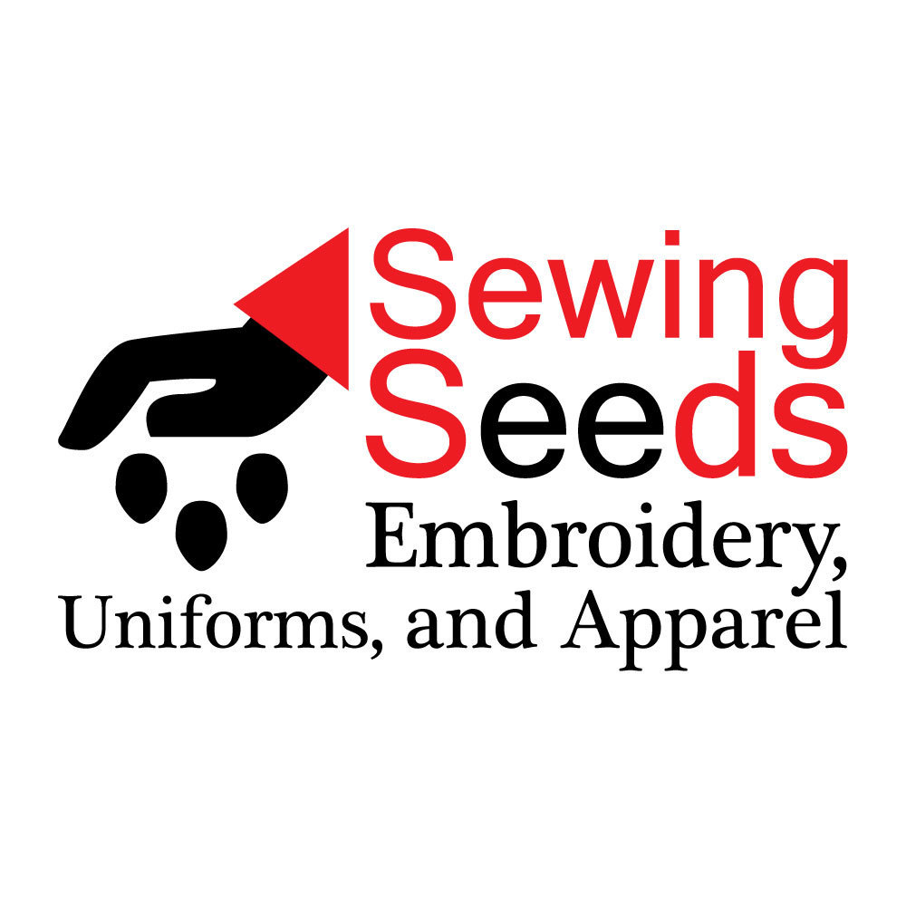 Sewing Seeds Embroidery, Uniforms and Apparel