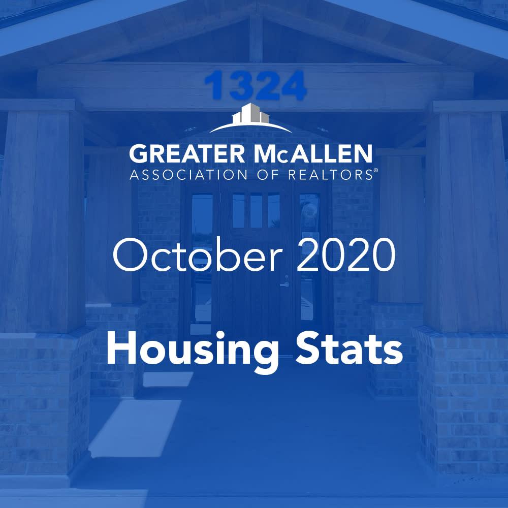October 2020 - Housing Stats