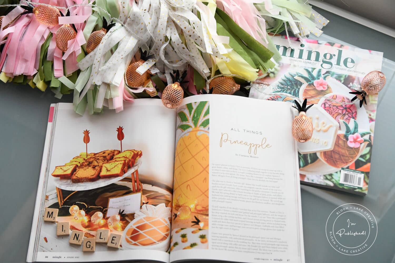 All Things Pineapple Mingle Magazine