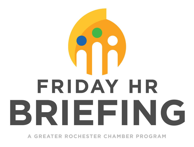 Friday HR Briefing Logo