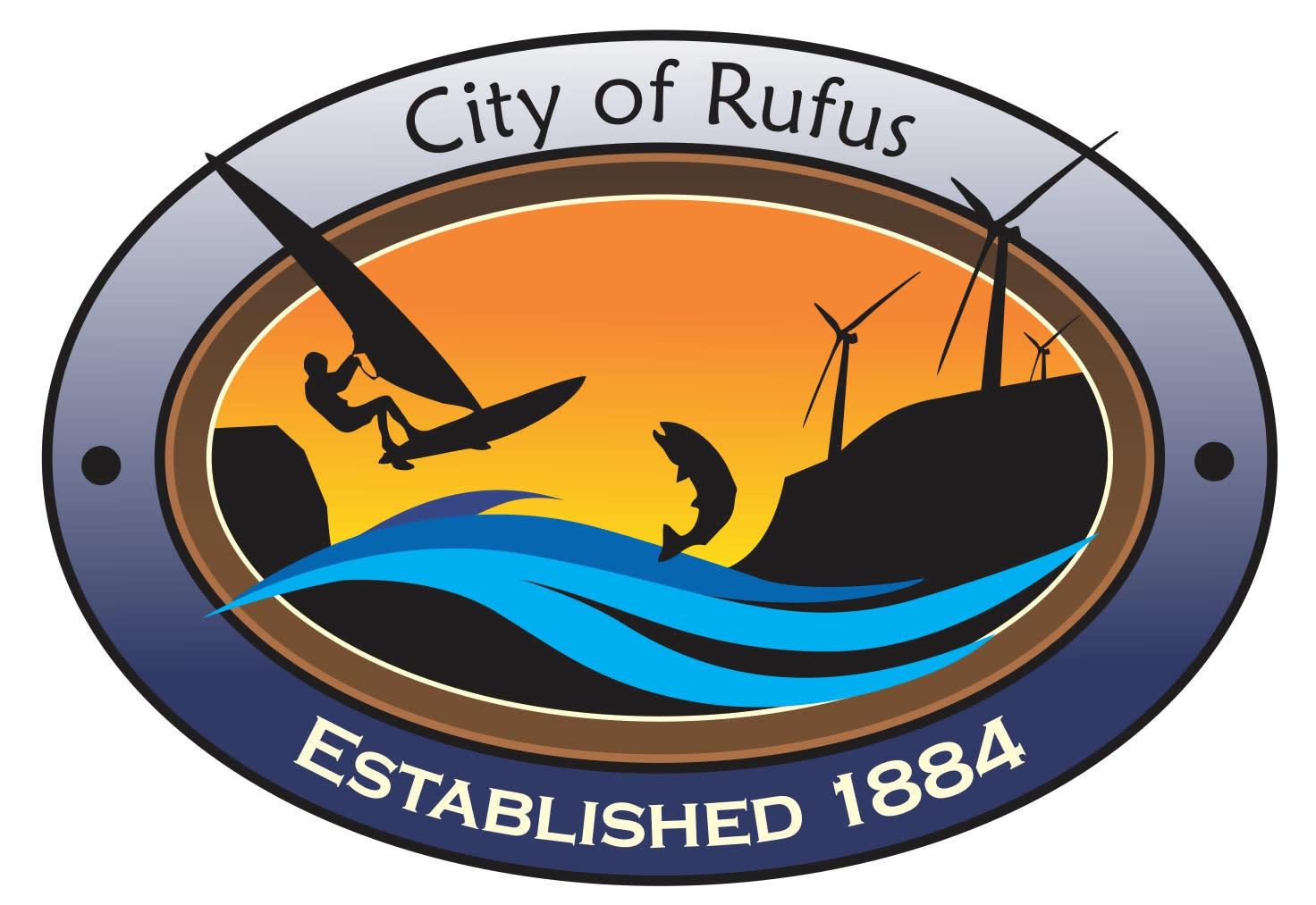 City of Rufus Logo