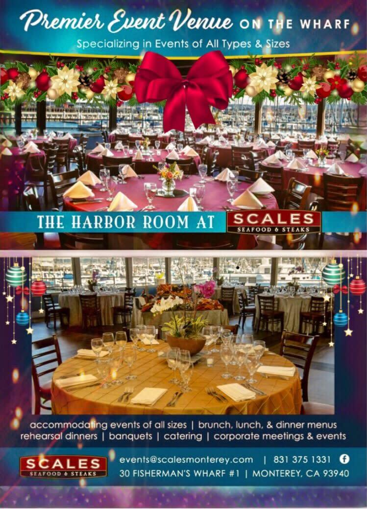 Holiday Events at Scales