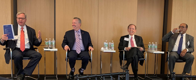 ABIR's John Huff at Mayer Brown's Annual Insurance Forum