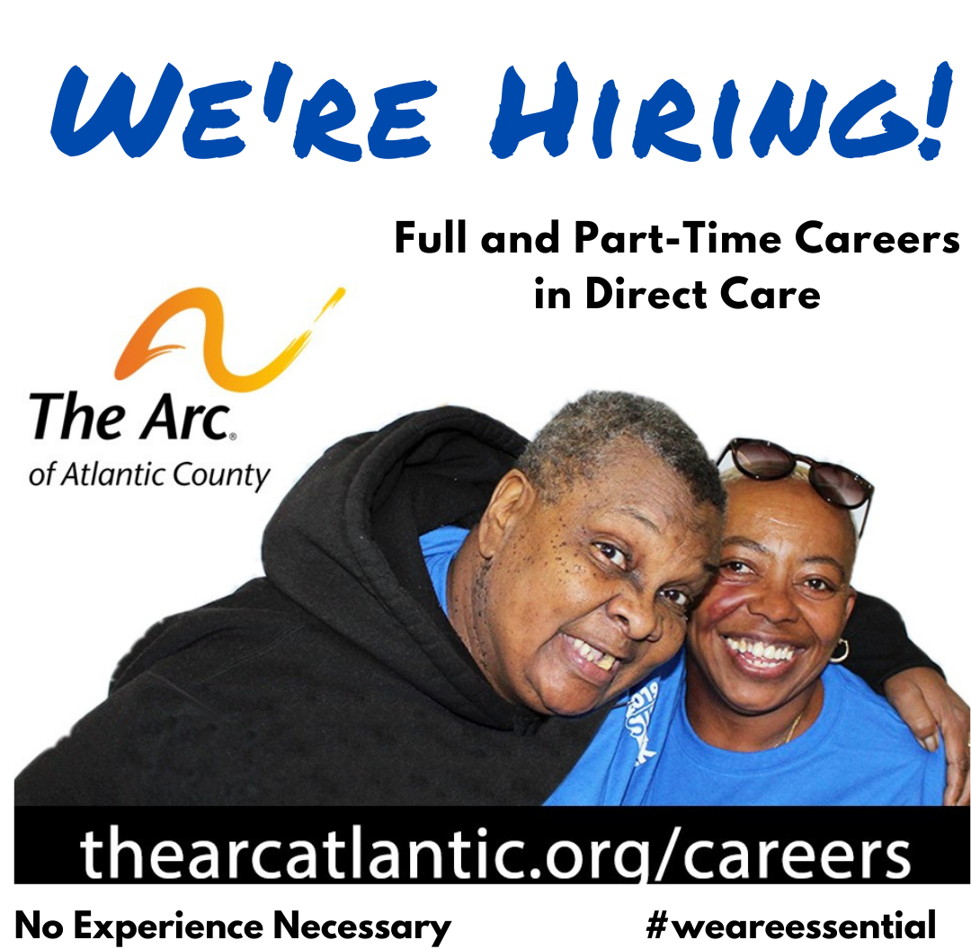 Join our Team at https://thearcatlantic.org/careers