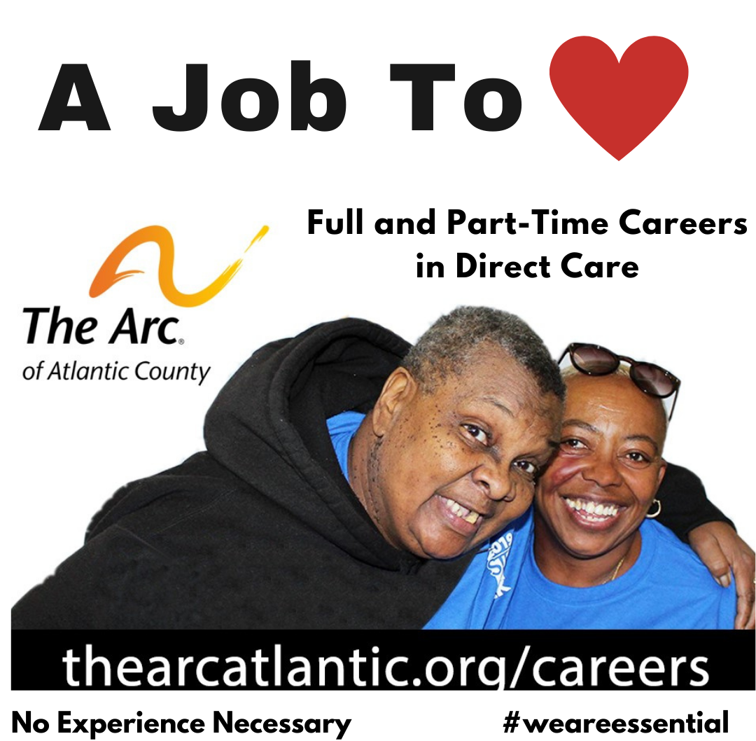 Full and Part Time Careers in Direct Support