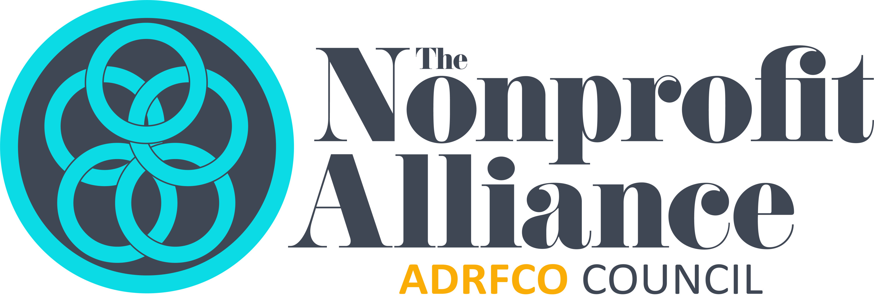 The Nonprofit Alliance ADRFCO Council logo