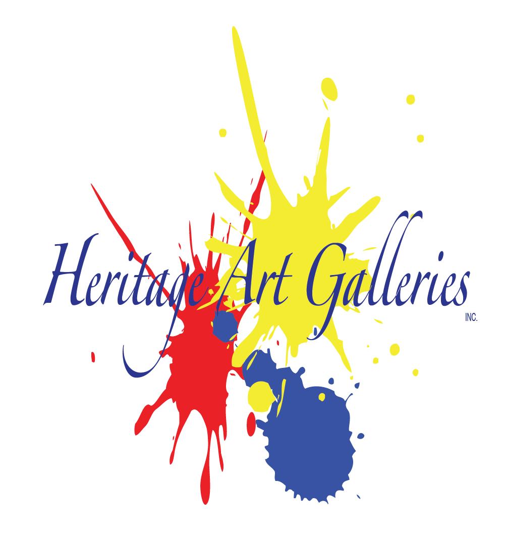 Heritage Art Galleries logo