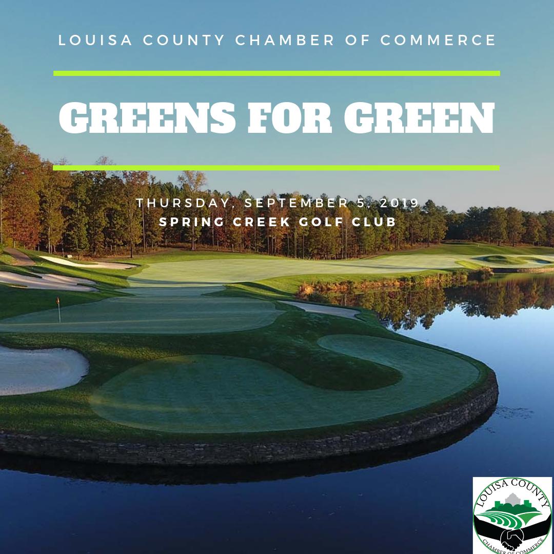 Greens for Green Golf Tournament