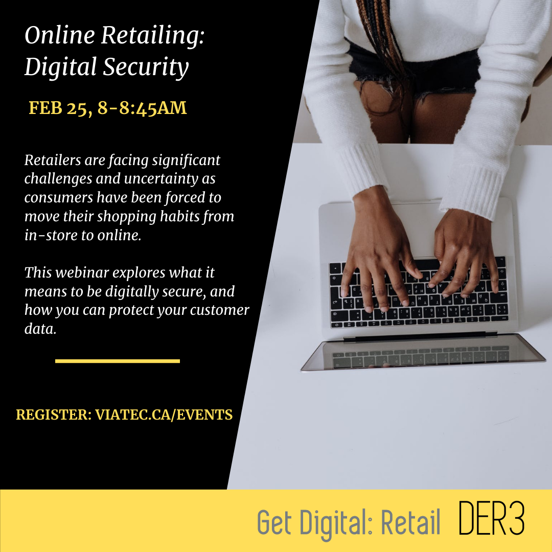 Online Retailing: Digital Security IG