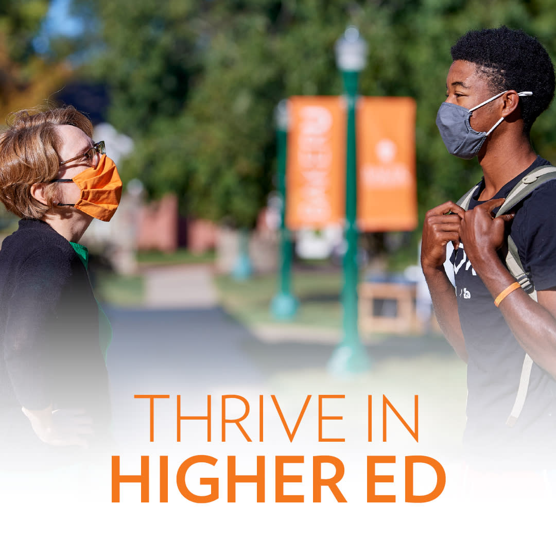 thrive in higher ed