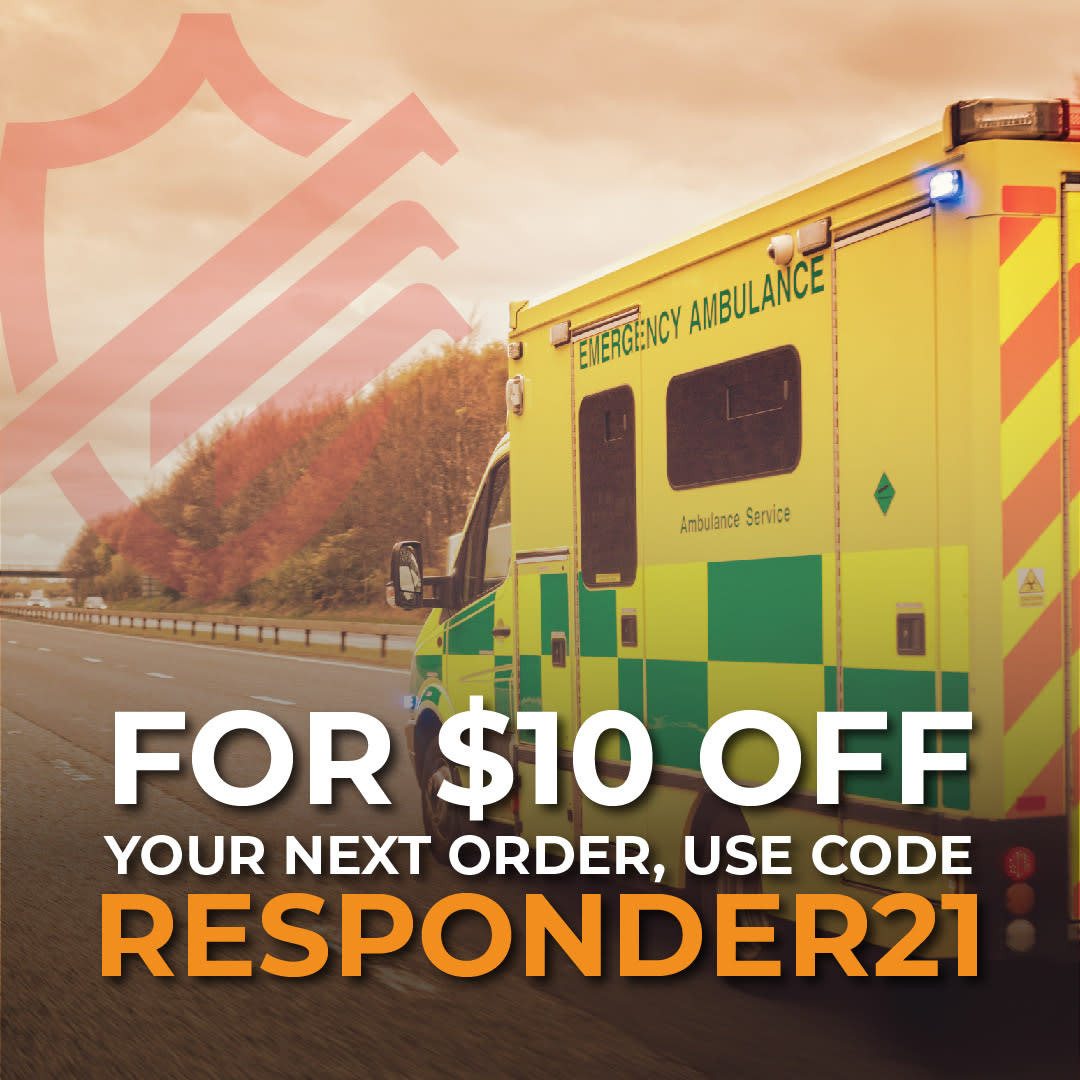 Condition Supplements - $10 Off Coupon for First Responders