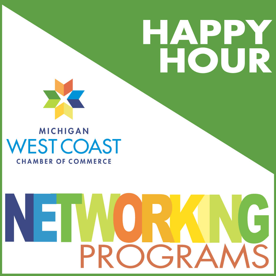 Happy Hour with the Chamber Logo