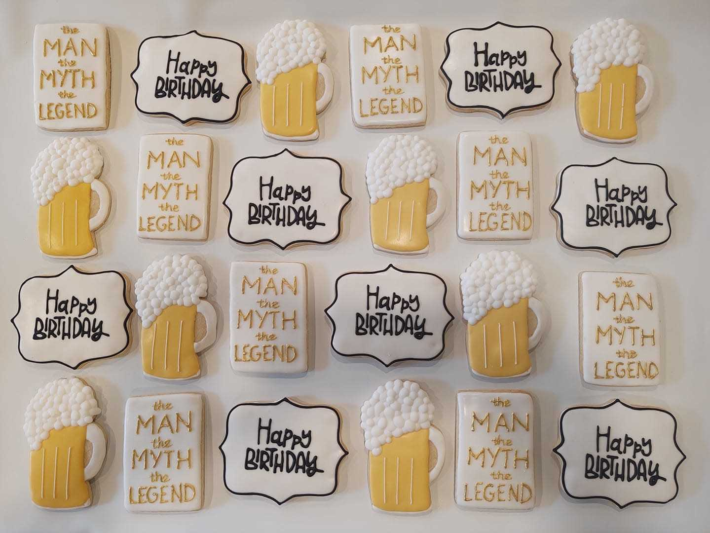 Themed Cookies for ANY occasion