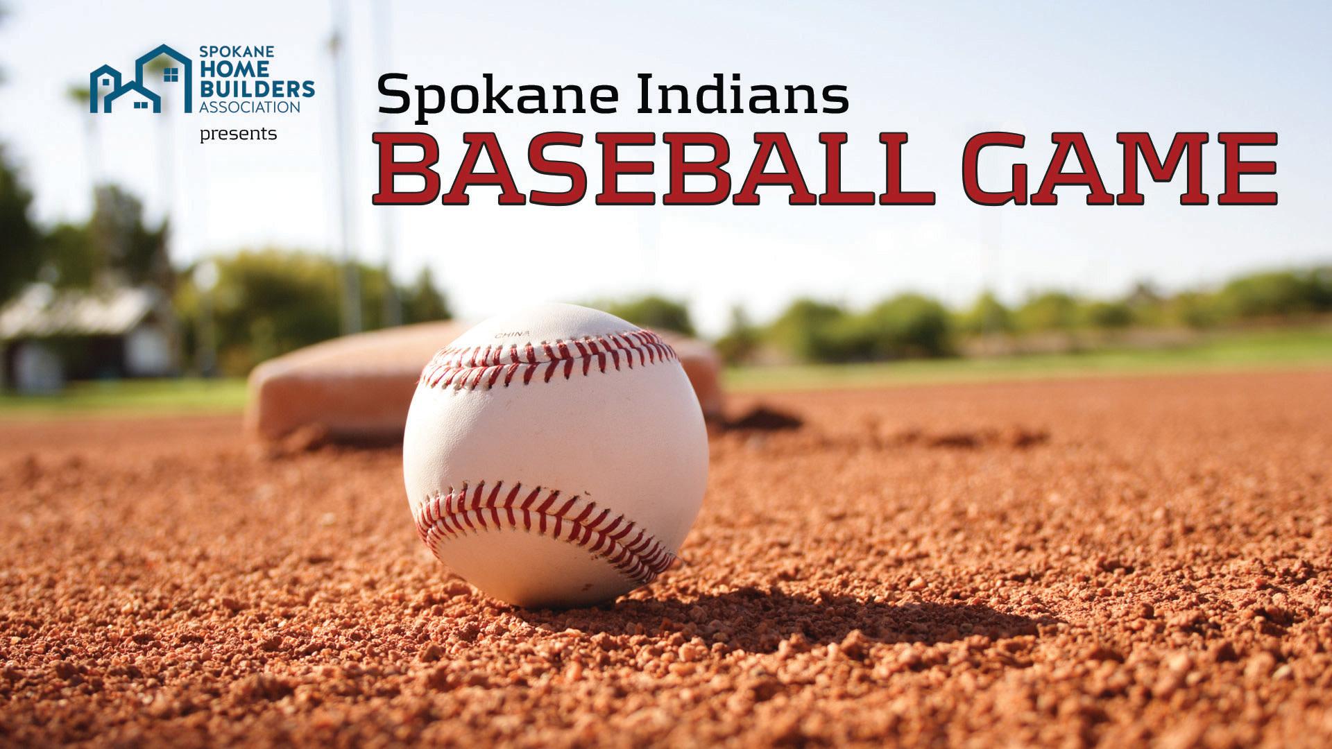 Spokane Indians Baseball Game