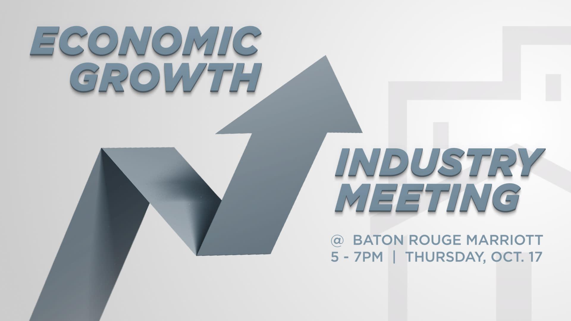 Industry Meeting: Economic Growth